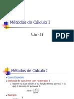 METODOS DE CÁLCULO I
