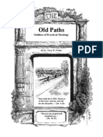 Old Paths Theology - TWP