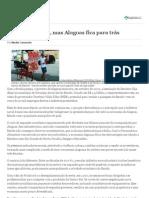 Nordeste avança, mas Alagoas fica para trás