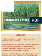 Fertilizer Ppt