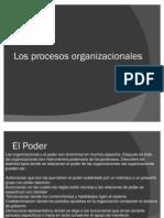 Los Procesos Organizacionales