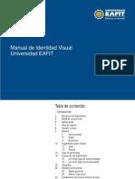 Guia de Identidad Corporativa - Universidad EAFIT