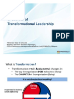 6 Secrets of Transformation GES 20111019