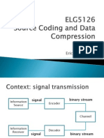 Data Compression Notes1