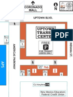 Uptown Transit Center Schematic