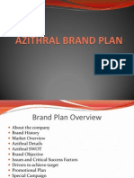 Azithral Marketing Project