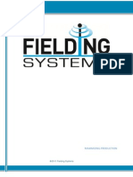 Fielding Systems Data Sheet