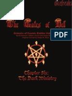 TGoH6, The Dark Ministry