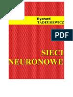 Ryszard Tadeusiewicz - Sieci Neuronowe