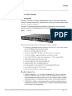 Cisco7201 Router Data Sheet-done