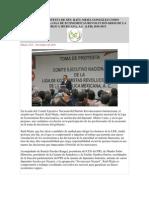 TOMA DE PROTESTA SEN.RAÚL MEJÍA COMO PRESIDENTE DE LA LER.2010