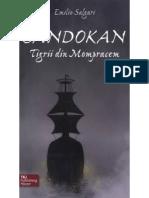 Emilio Salgari - Sandokan Tigrii Din Mompracem
