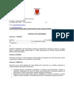 Contract de Parteneriat