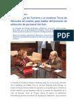 27-02-12 Empleo y Empresa_Reunión ITH