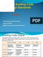 State Building Code 2007-08-24