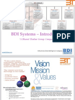 BT Group BDI Systems - Corporate Introduction Latest