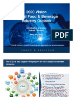 2020 Vision_Global Food & Beverage Industry Outlook
