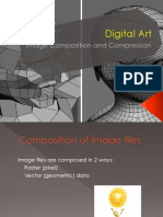 Image Composition and Compression
