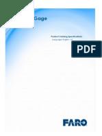 Product Catalog Gage