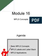 MPLS Concepts