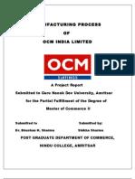 Ocm Project(1)