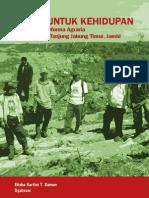 BUKU - Perjuangan Agraria Di Suka Maju Tanjung Jabung Timur Jambi (Petani Press)