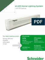 In-Diya PV LED Lamps