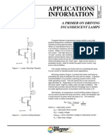 An295012 a Primer on Driving Incandescent Lamps