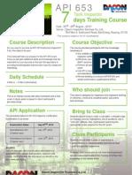 API653 Training Application 170610 Update[1]
