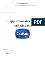 l'Application Des 4P