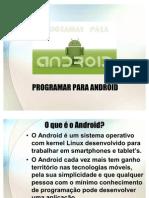 Programar Para Android 1