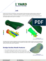 Dredge Yard Suction Mouth Brochure