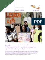 Pan Africa ILGA news letter -Feb 20