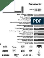 Panasonic Dvd Manual