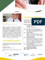 Programa Jornada Novedades Fiscales 2012
