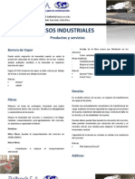 Folleto PISOS INDUSTRIALES
