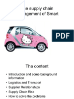 The Supply Chain Management of Smart (1)