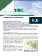 048 Tag Personalisation Service Fact Sheet