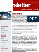 Newsletter  T&P N° 55