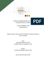 Trabalho Auditoria STCP (CG1139 e CG2751)