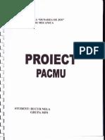 proiect scanat