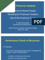 Pushover Ppt