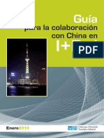 Guía para la colaboración con China en I+D+i (Es) / Collaboration guide with China in R&D (Spanish) / I+G kolaborazio gida Txinarekin I+G alorrean (Es)