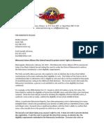 Press Release 2-28-2012