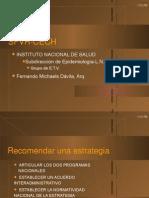 Subsidio Vivienda - Control de Chagas