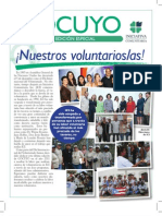COCUYO Edición Voluntarios/as