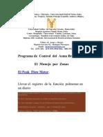 Peakflow Manejo Registro y Graficas.