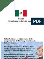 historia manipulada mexicana