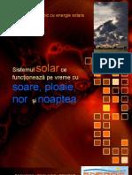 Panouri Solare Termodinamice