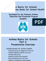 Asthma  Basic  for  Schools Part 2.  NIH